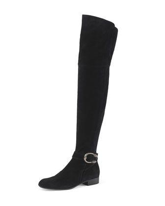 9407de09b11 Dionysus+Suede+Over-The-Knee+Boot
