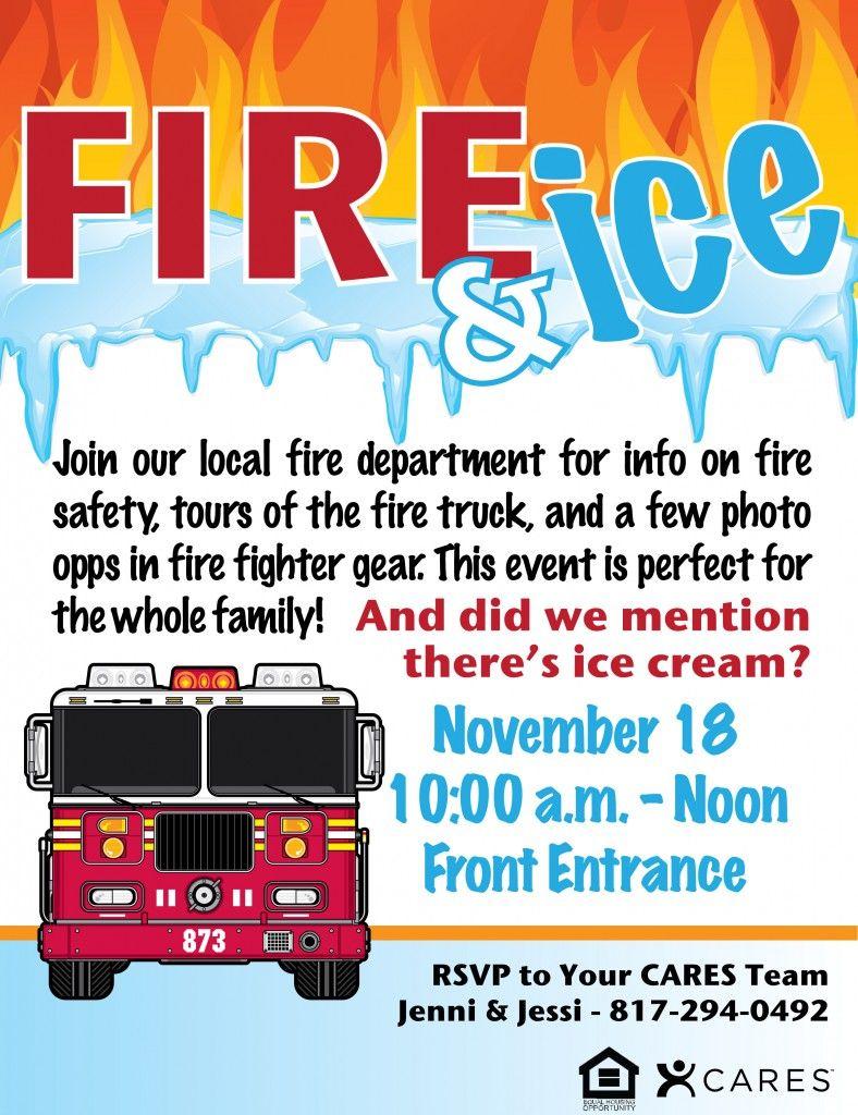fireice Firefighter recruitment, Fire department