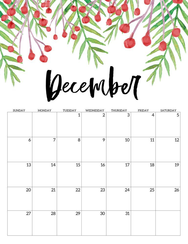 Free Printable Calendar 2020  Floral is part of Calendar printables, Free printable calendar, Monthly calendar, Free printable calendar templates, Print calendar, Monthly calendar printable - Free Printable Calendar 2020  Floral  Watercolor Flower design style calendar  Monthly calendar pages  Cute office or desk organization
