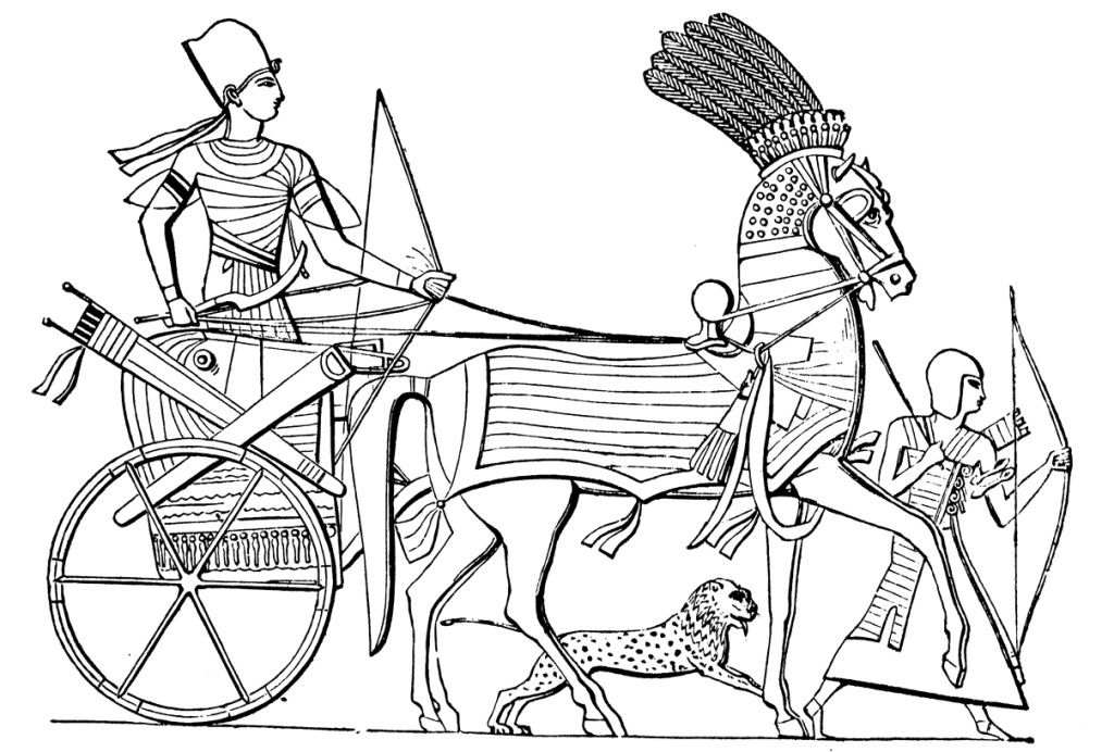 Charmant Ancient Egypt Coloring Pages   Free Coloring Pages For KidsFree