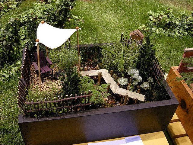Fairy Garden Ideas Diy 99 magical and best plants diy fairy garden ideas 20 Crafty Miniature Garden Models