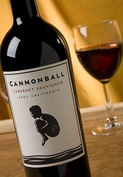 cannonball wine
