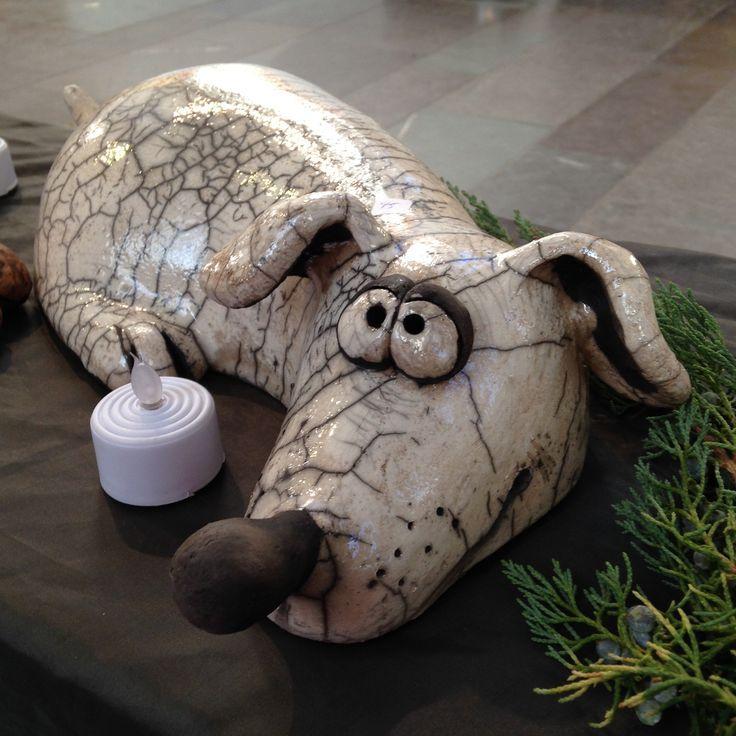 Afbeeldingsresultaat voor zaunhocker pfostenhocker ton keramik pappmache pinterest - Ideen aus ton ...