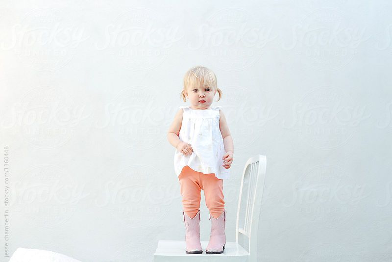 Mobili jesse ~ Girl on chair by jesse chamberlin for stocksy united ebroselow
