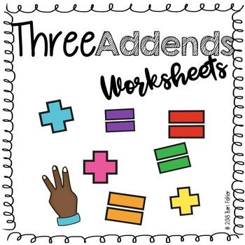 These Worksheets Include Number Problems And Story Problems For