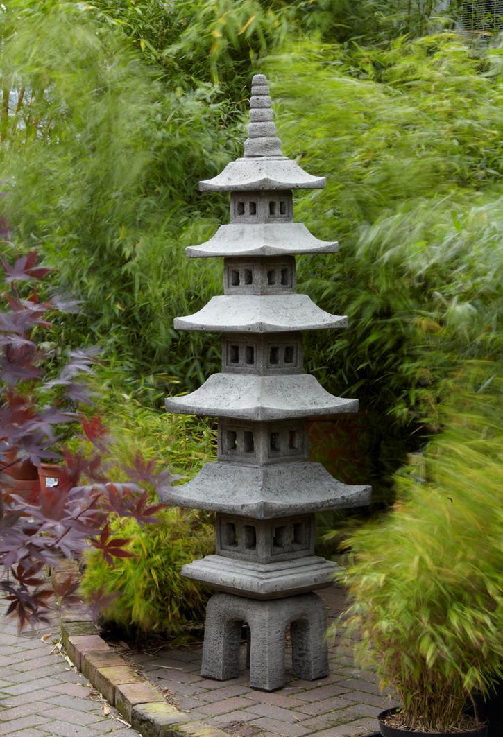 Japanese Garden Ornaments, Oriental Stone Garden Lanterns