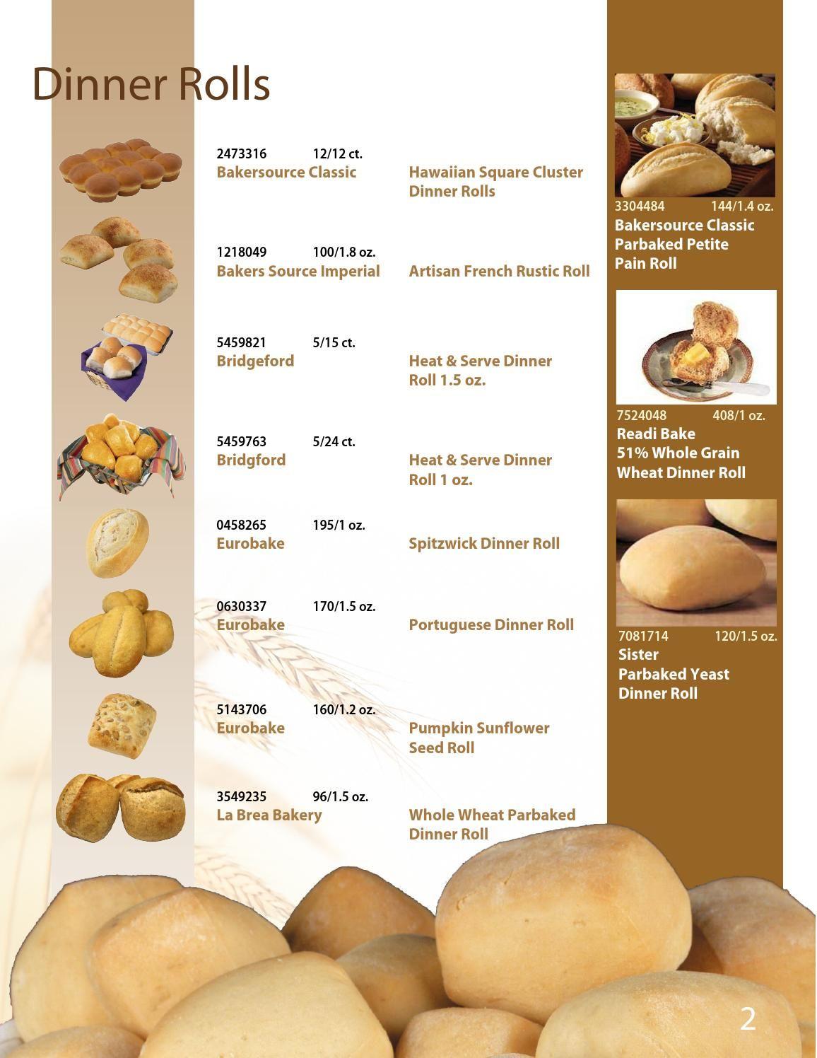 Bread guide 2015 Dinner rolls, Food, Recipes