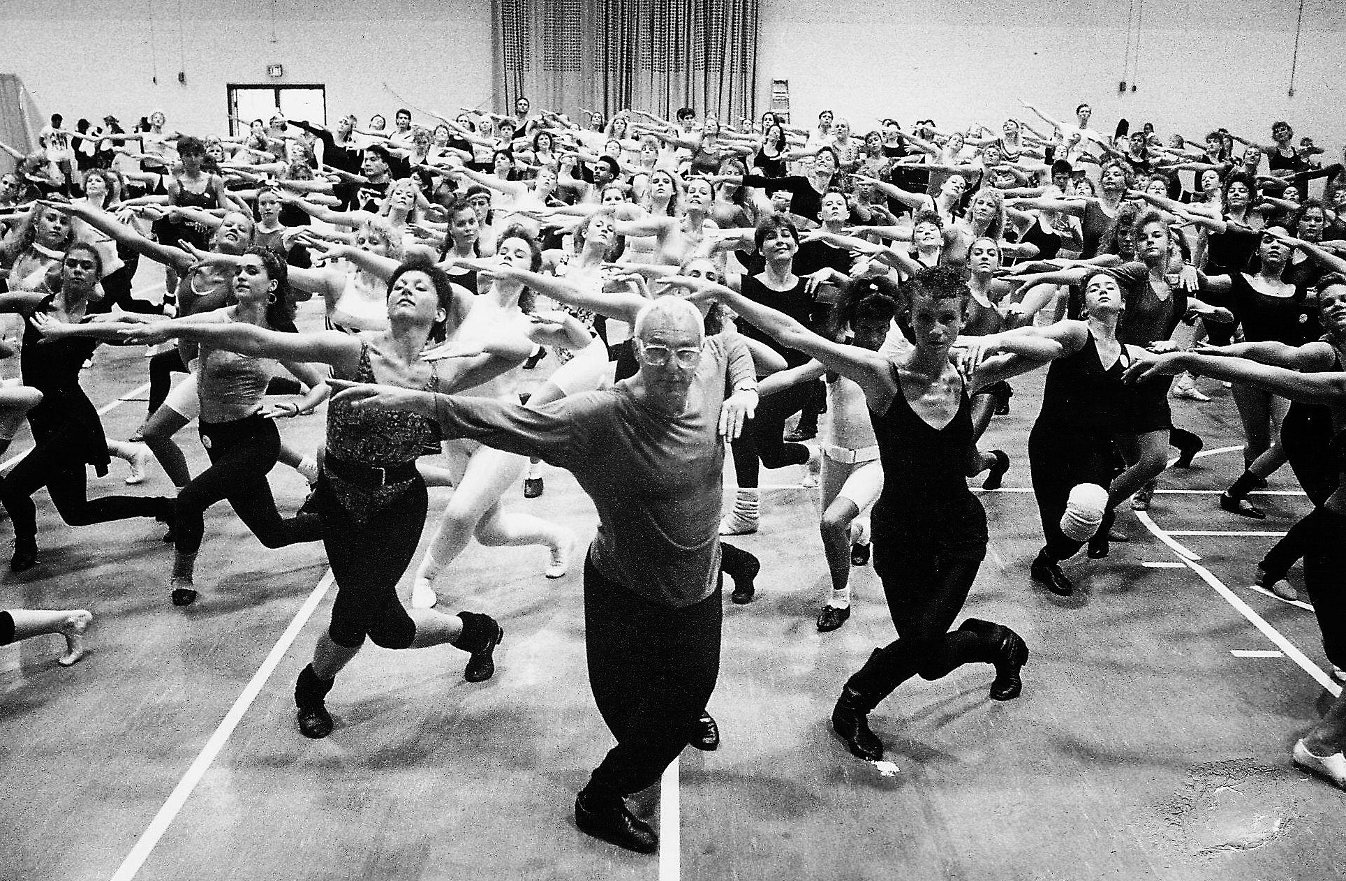 Gus Giordano Classic Jazz Dance Bob Fosse