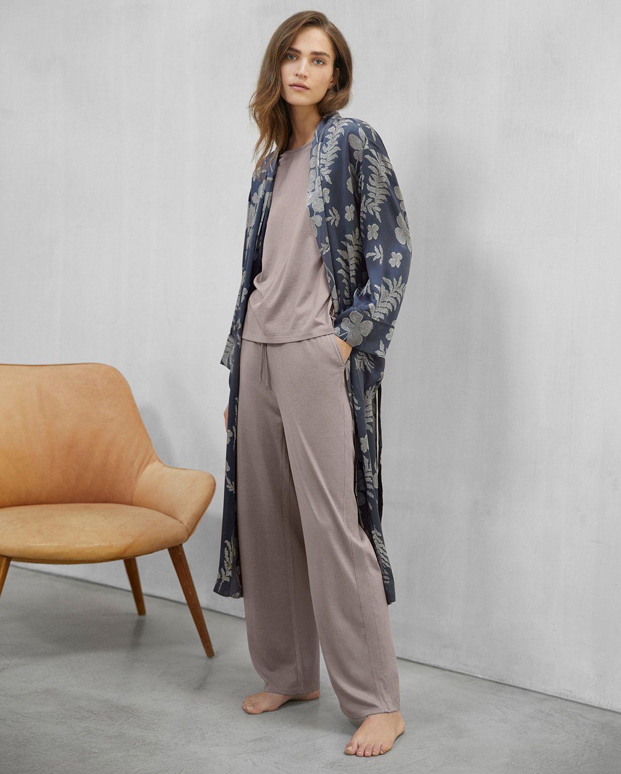 5bf195f3cd6526 Poetry - Silk cotton pyjamas | AW 19/20 HOME&SLEEP WEAR in 2019 ...
