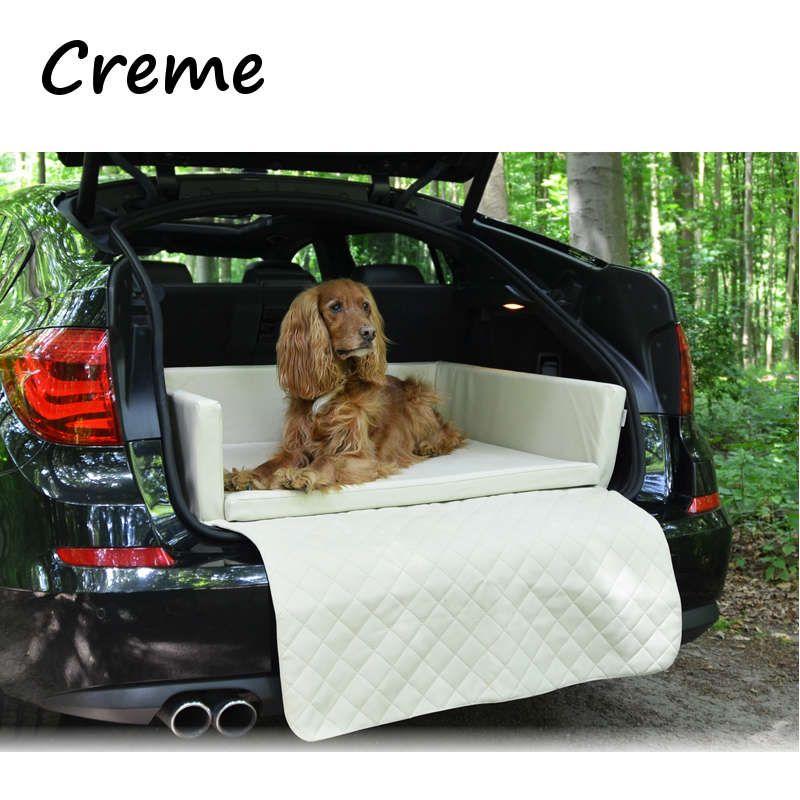 hunde kofferraum transport bett dogstyle auto und hund. Black Bedroom Furniture Sets. Home Design Ideas