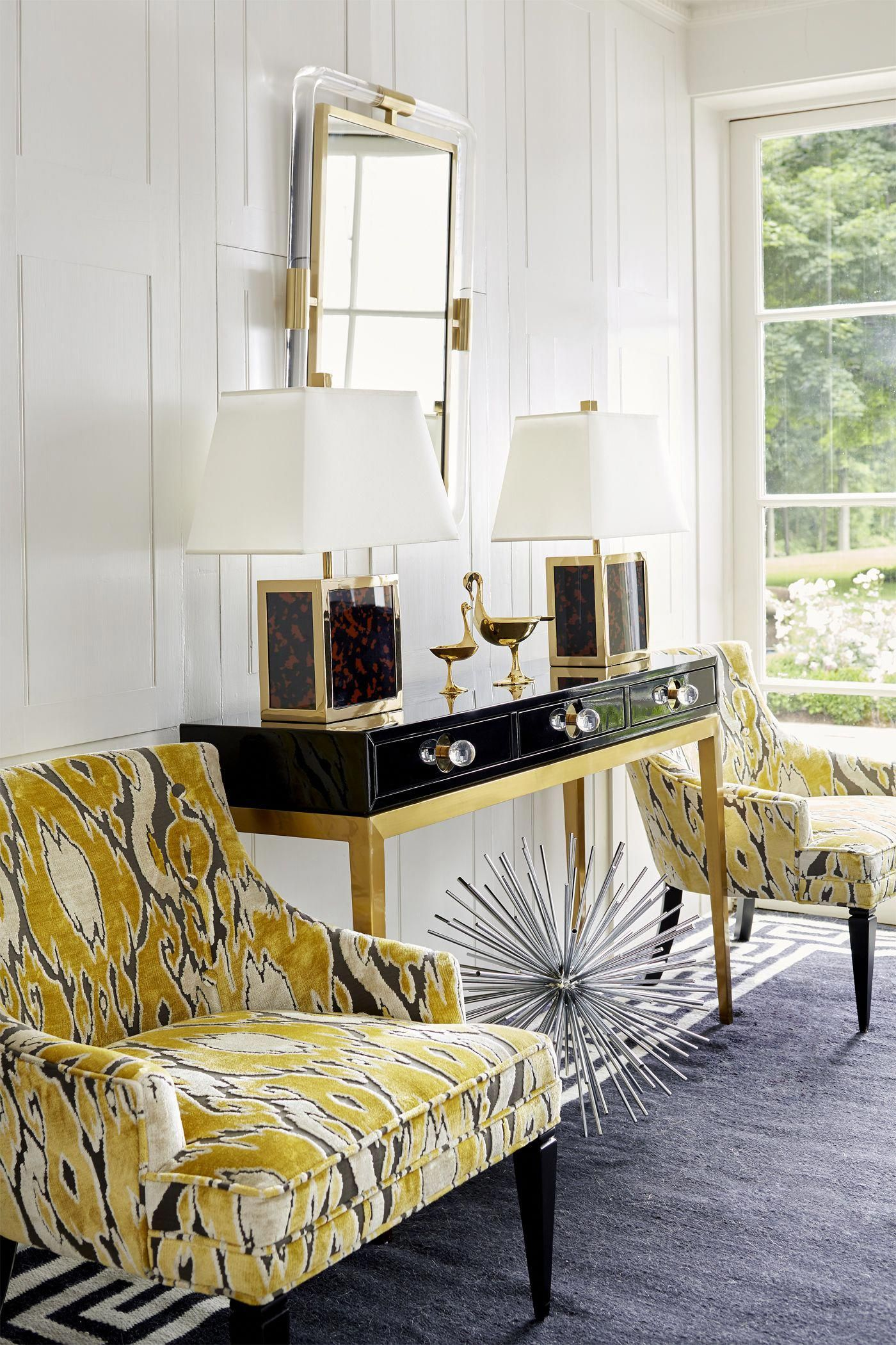 Behold the power of black and gold house in pinterest
