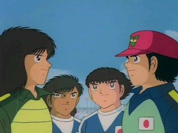 كرتون كابتن ماجد الحزء الرابع الحلقة 11 و 12 و 13 و 14 الحلقة الاخيرة اون لاين تحميل Http Eyoon Co P 7887 Captain Tsubasa Cartoon Tsubasa
