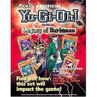 Pojo's Unofficial Yu-Gi-Oh! (Paperback)