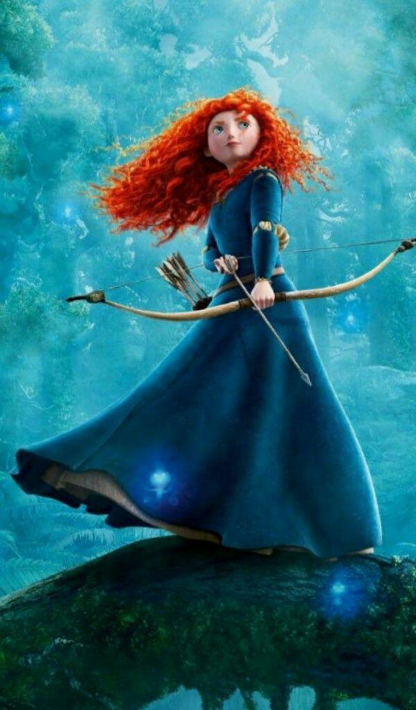 Mereda de rebelle film de disney dessin fond ecran disney princesse disney et merida - Dessin de rebelle ...