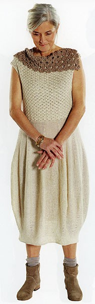 Kjole 2 - Kvinder - Tine Rousing / Lone Gissel