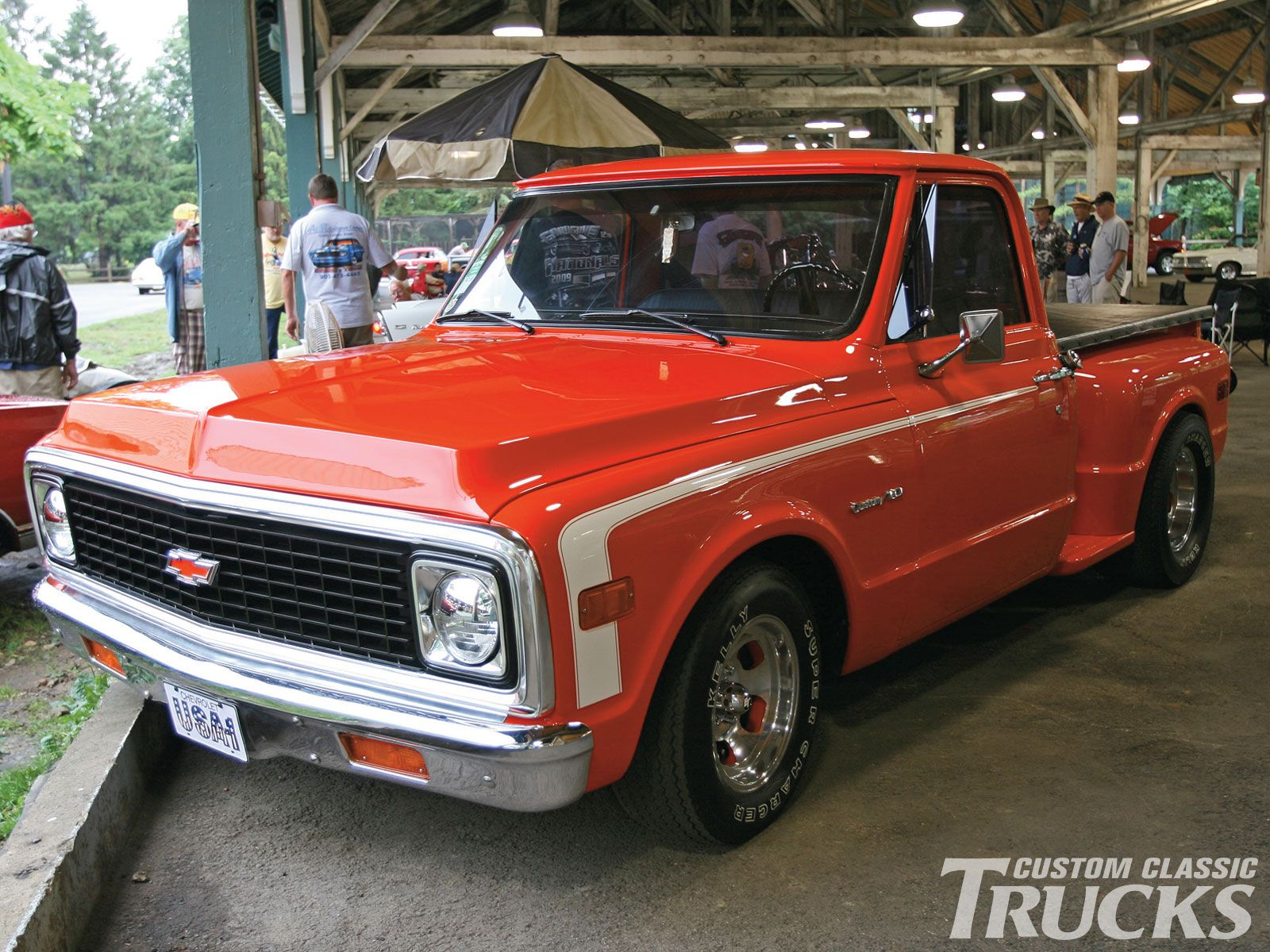 Custom 67 72 Chevy Trucks  Edited by user Thursday December 30