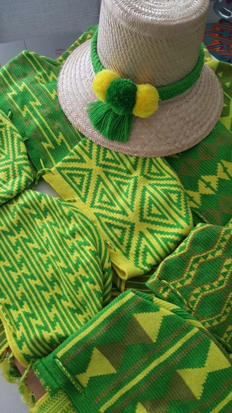 Pin von MISS G auf Wayuu Mochilas | Pinterest