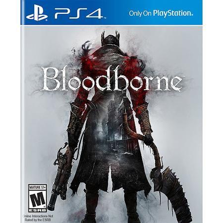 Video Games Ps4 Games Bloodborne Game Bloodborne