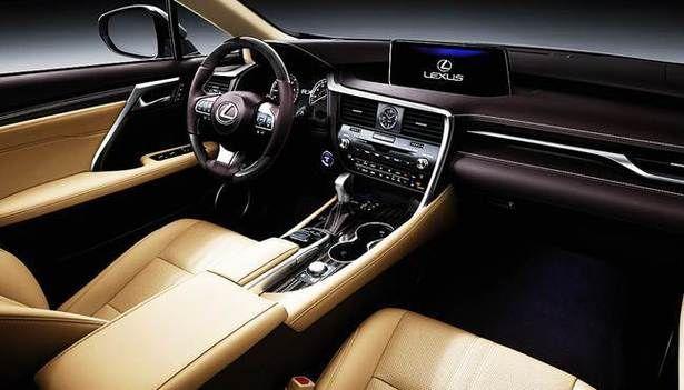 2018 Lexus GS Interior LEXUS
