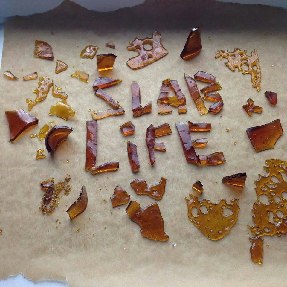 Slab life is the only life