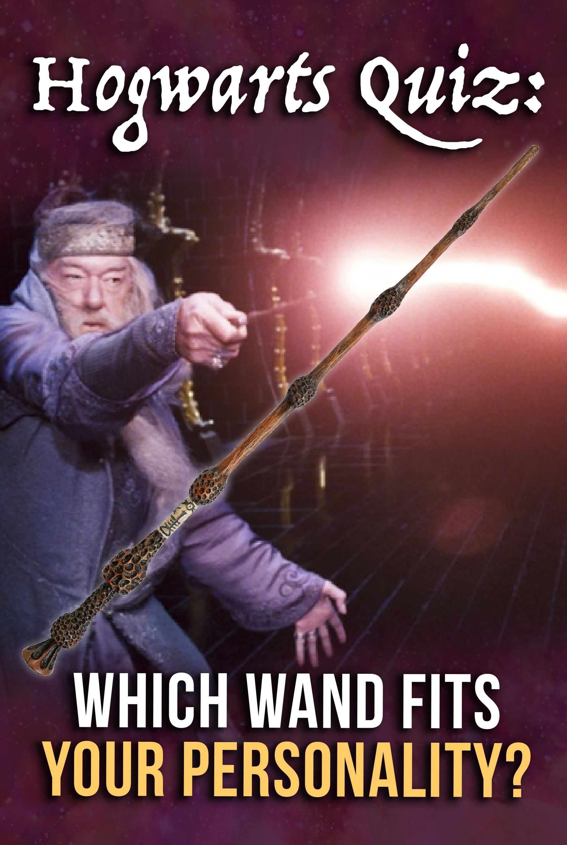 Hogwarts Quiz Which Wand Fits Your Personality Harry Potter House Quiz Hogwarts Quiz Harry Potter Personality Quiz