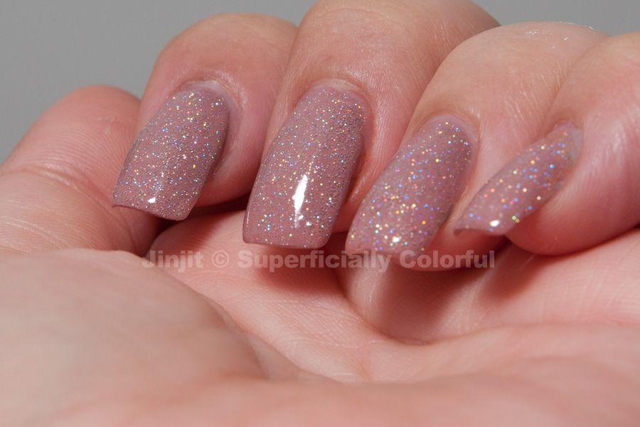China Glaze Fairy Dust over Nails Inc. Eagle Street | Nails ...