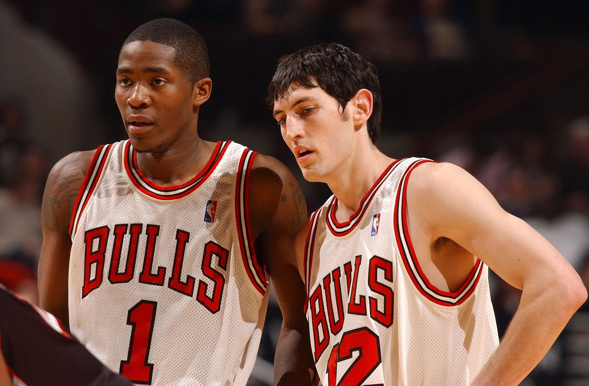 256d1d8e Jamal Crawford and Kirk Hinrich | Chicago Bulls | Chicago bulls ...