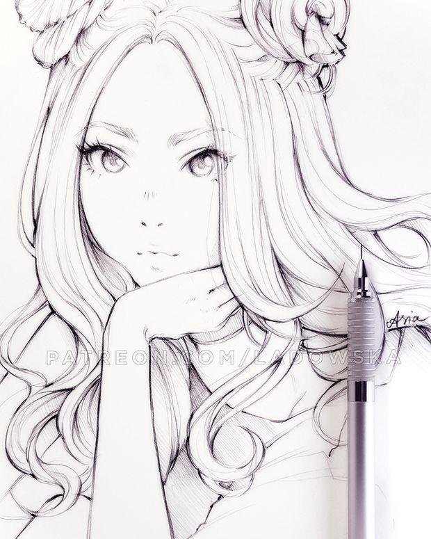 Photo of Asia Ladowska is creating Illustrations, Fanarts, Comics and Tutorials | Patreon