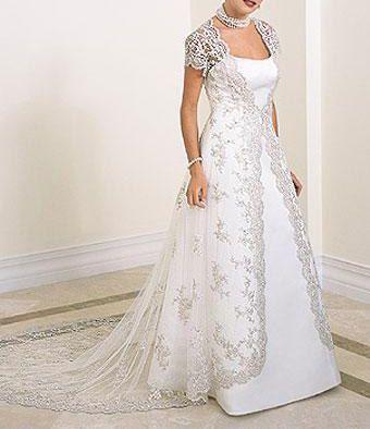 wedding gowns for women over 50 | ... Women on Custom Made New ...