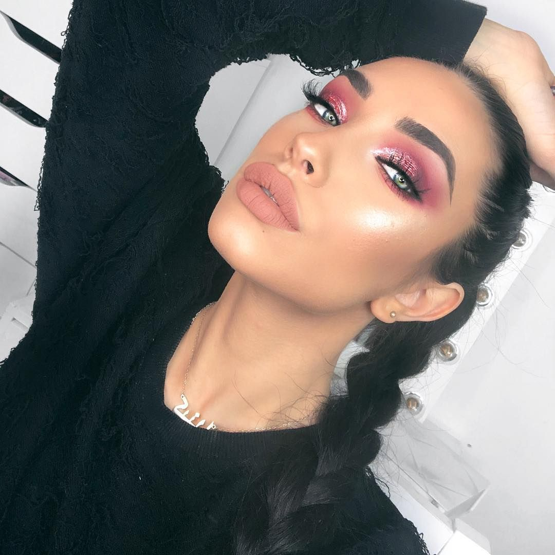 Holiday Party Makeup