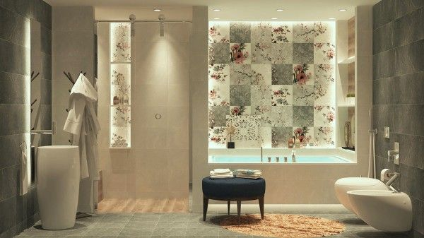Spaces Shower With Pebble Tiles Design, Pictures, Remodel, Decor and Ideas  - page. Asian BathroomBathroom ...