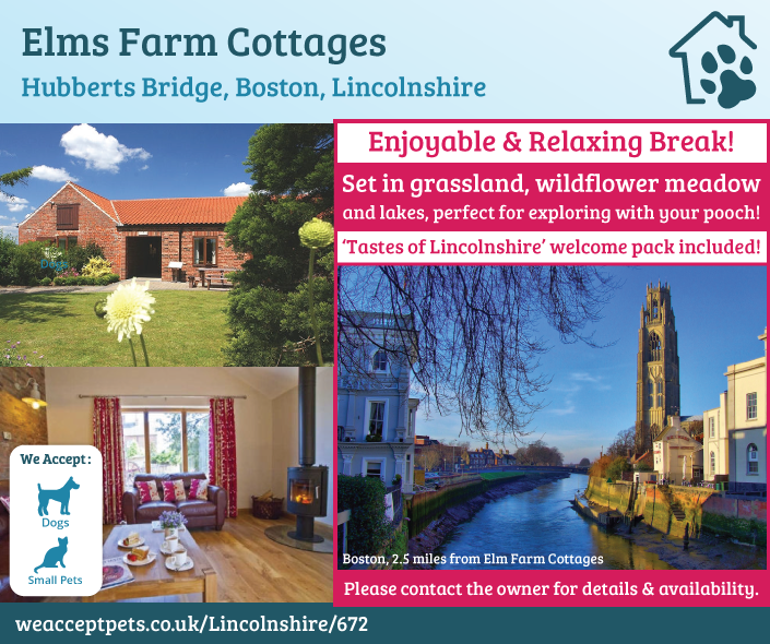 Elms Farm Cottages, Hubberts Bridge, Boston, Lincolnshire