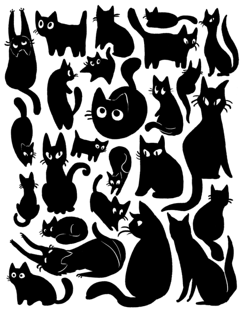 soundnew:  Available on my Society6!   kitties!~~