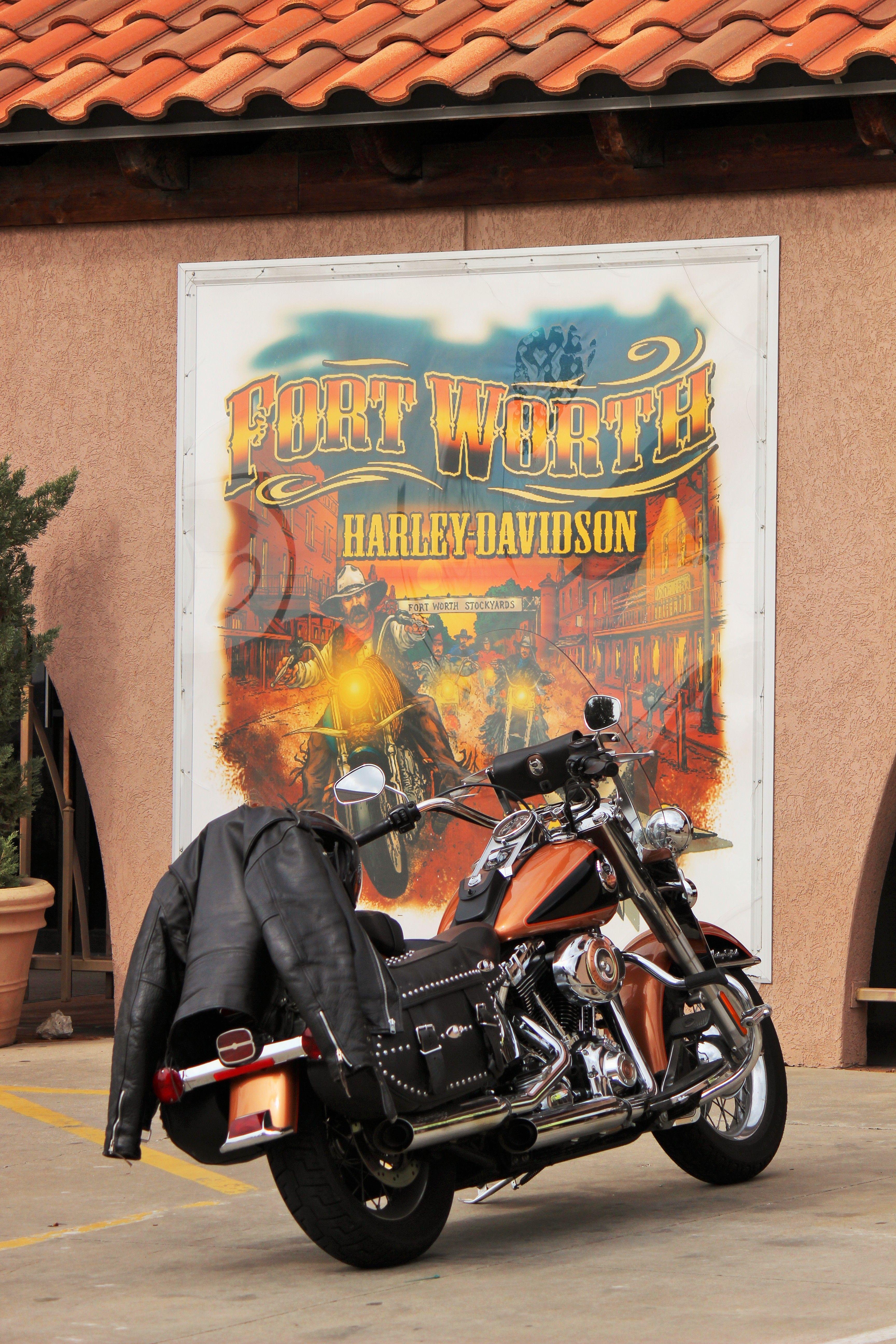 Fort worth Harley Davidson Harley Davidson Pinterest