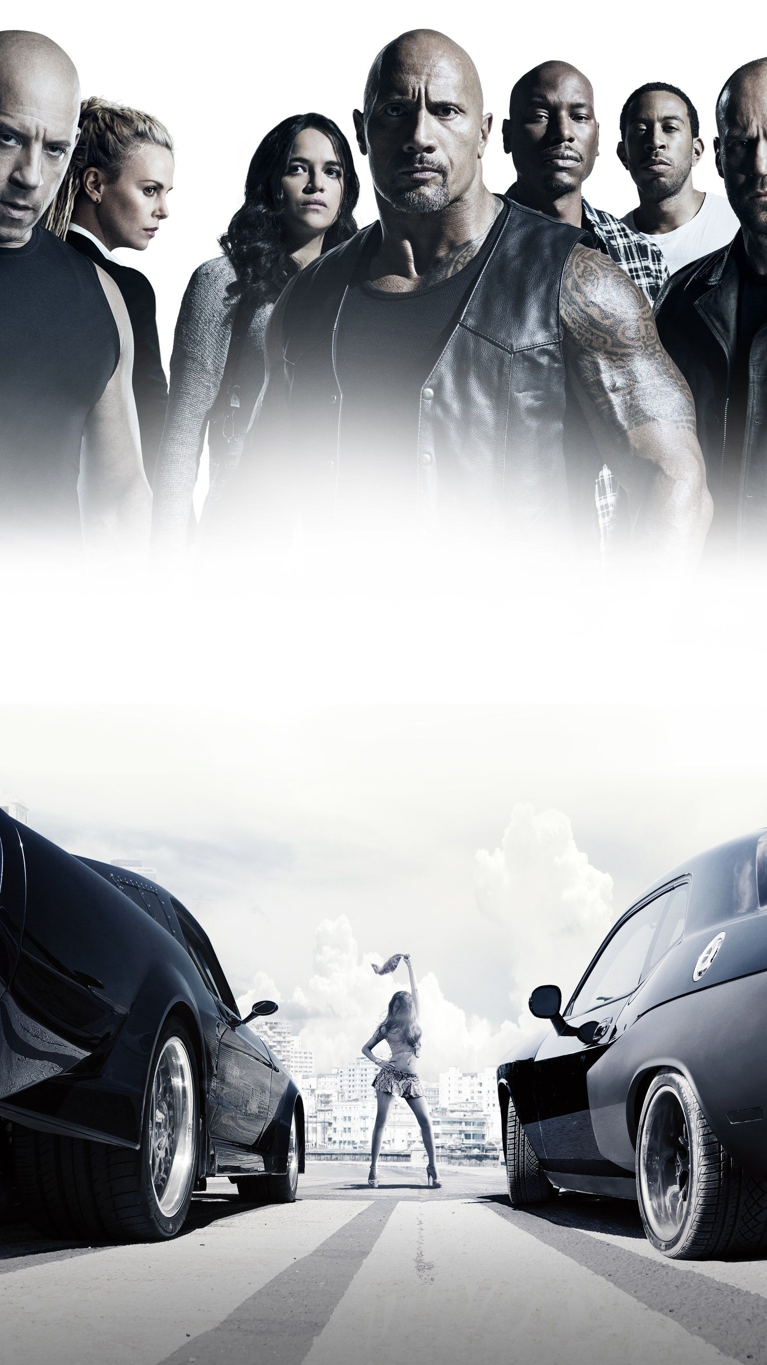 The Fate Of The Furious 2017 Phone Wallpaper Fate Of The