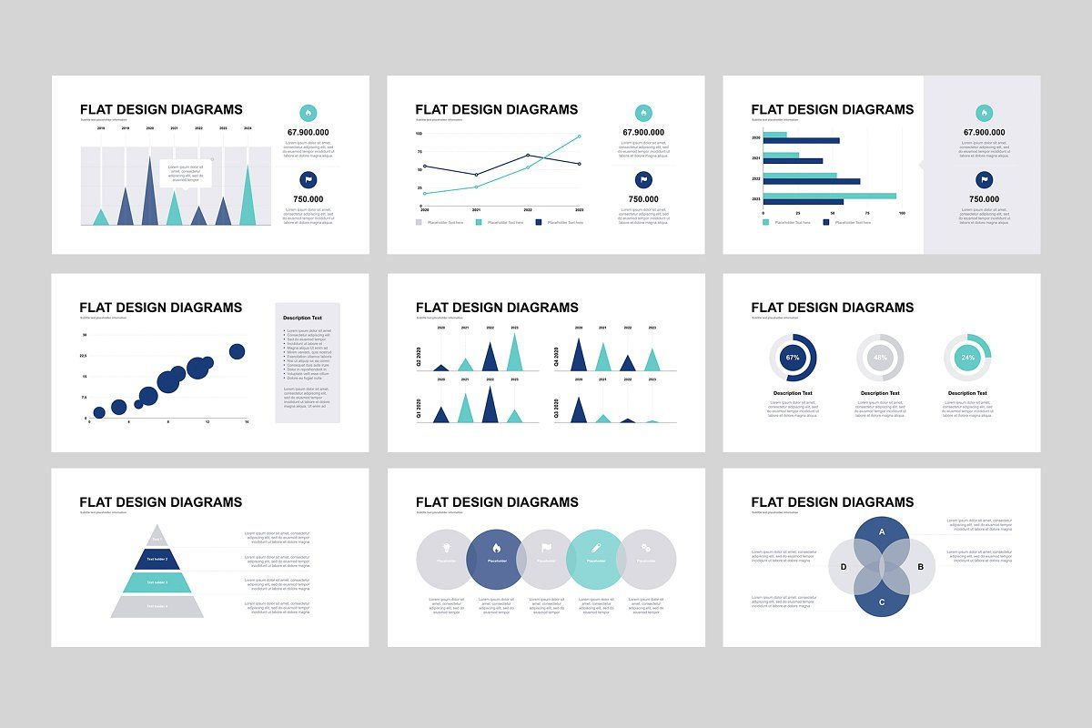 Charts And Graphs Powerpoint Powerpoint Graphing Powerpoint Presentation Templates