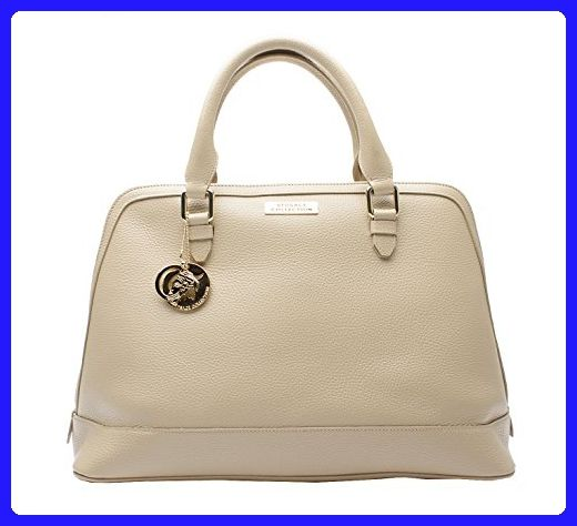 5f85d6056bfc Versace Collection LBF0374 L260C Beige Leather Satchel - Top handle bags ( Amazon  Partner-Link)