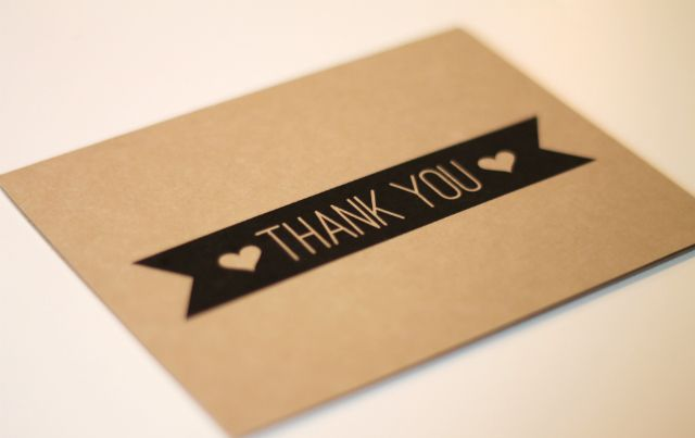 Free Custom Thank You Cards Templates Thank You Cards - thank you card template