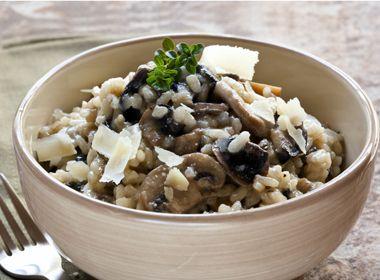 Chicken wild mushroom risotto recipe readers digest food chicken wild mushroom risotto recipe readers digest forumfinder Images
