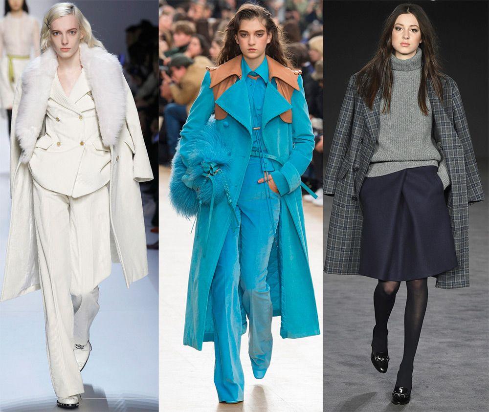 b6935577973 Модные пальто осень-зима 2017-2018