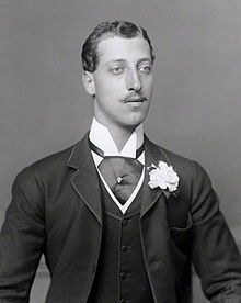 75ccf02f5e Prince Albert Victor, Duke of Clarence and Avondale - Wikipedia, the free  encyclopedia