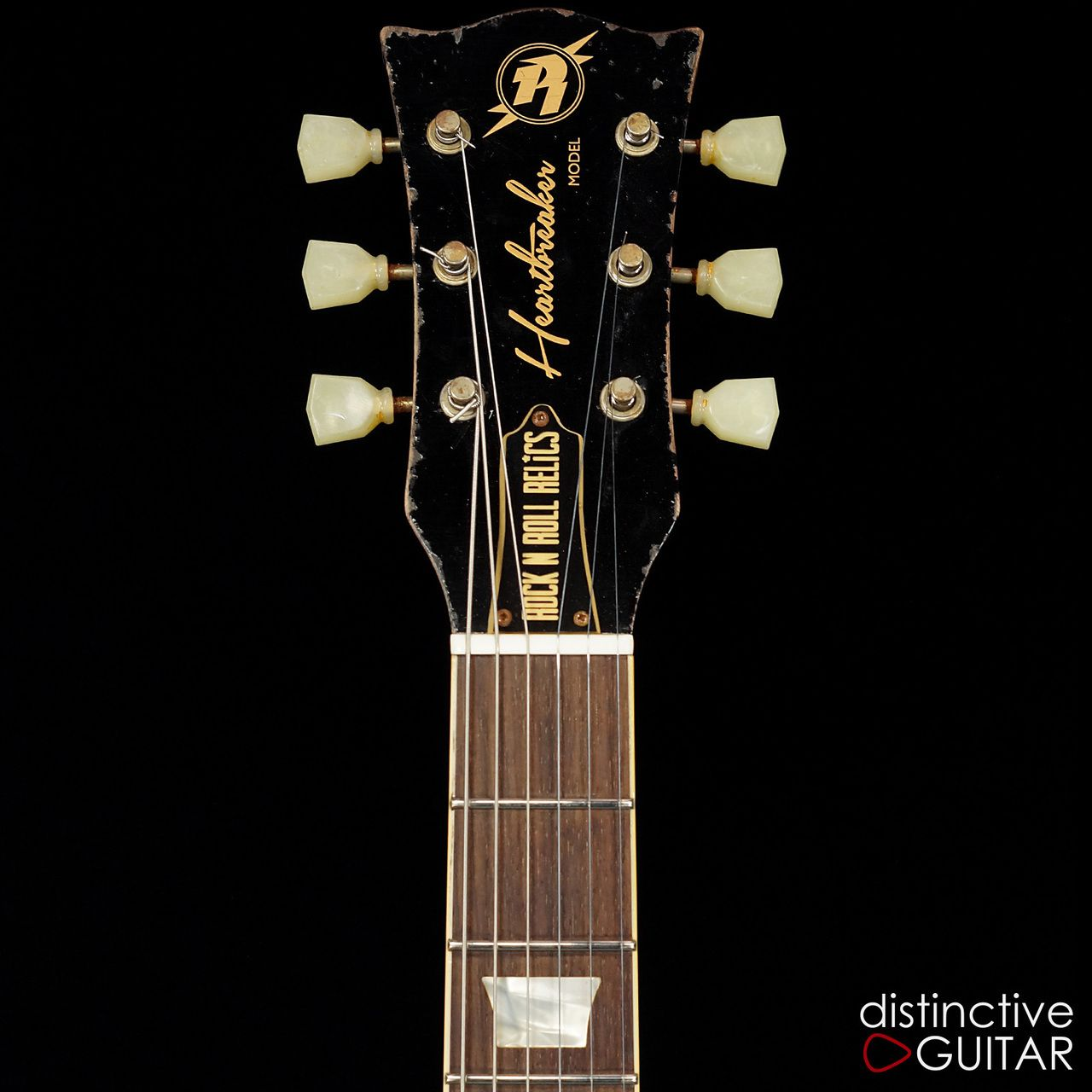 Rock N Roll Relics Heartbreaker '56 Goldtop - distinctiveguitar