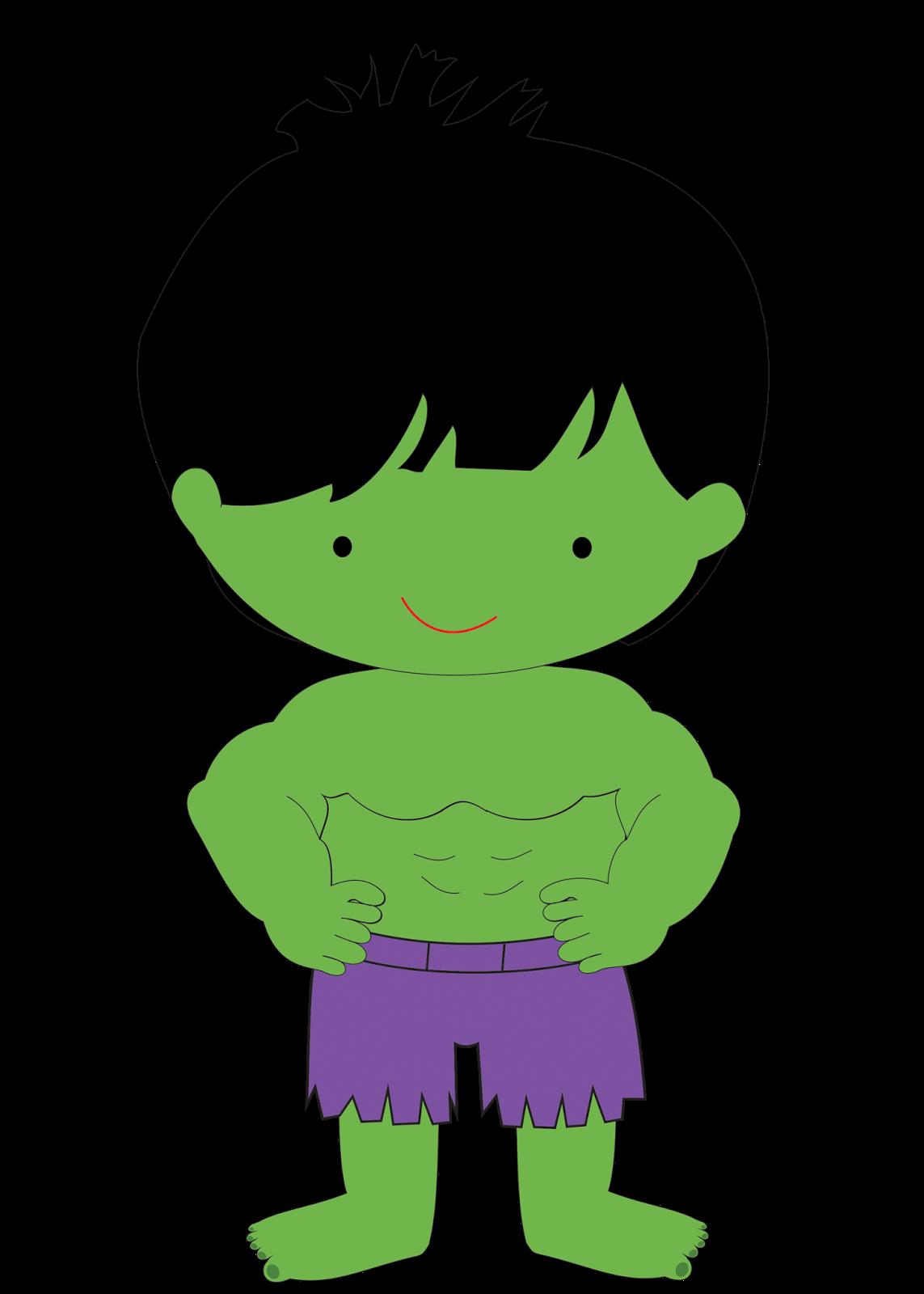 Baby Hulk Clipart : clipart, Avenger, Babies, Clipart., Fiesta!, Geeks, Superhero,, Superhero, Party,