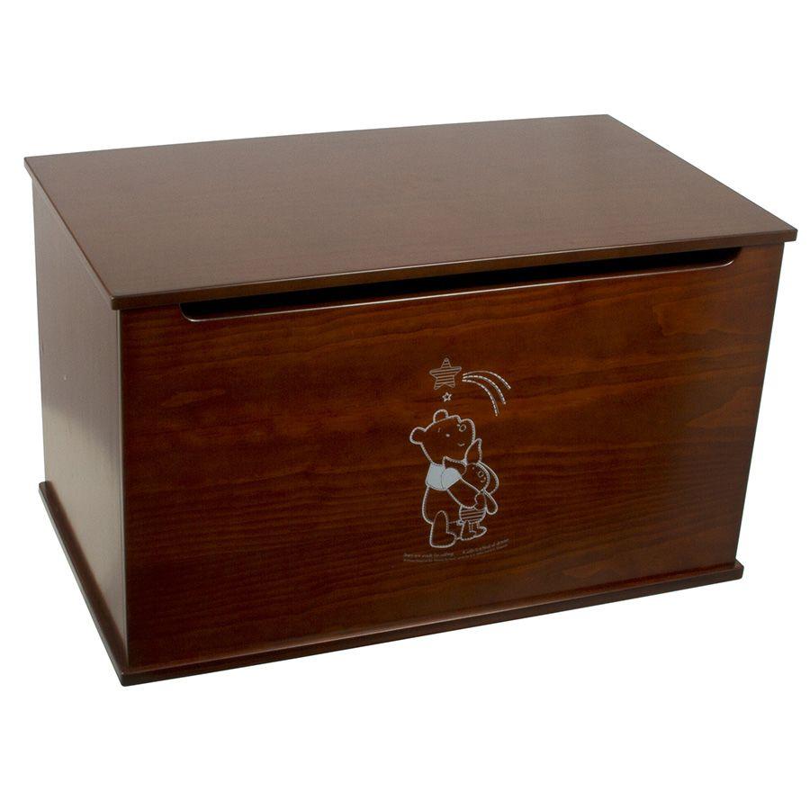 Toysrus Manualidades.Winnie The Pooh Starry Night Toy Box Walnut Toysrus Australia