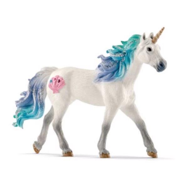 Dealsdirect Schleich Schleich Sea Unicorn Stallion In 2020 Schleich Most Beautiful Animals Unicorn