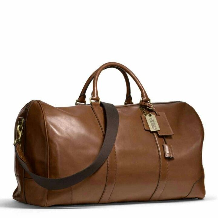 0ee1477613 Coach Men s duffle bag