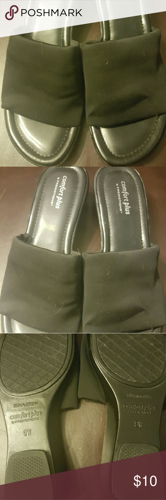 Fun flats Extremely comfortable! Size 9 wide Shoes
