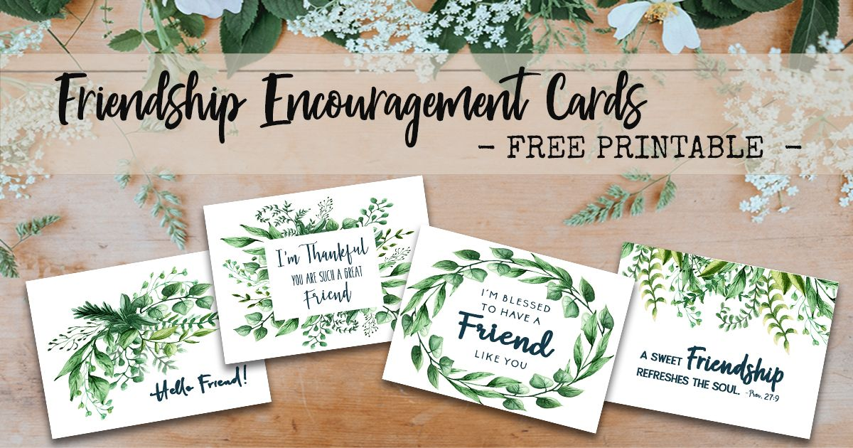Free Printable Friendship Cards More Like Grace Free Printable Greeting Cards Free Printable Cards Printable Greeting Cards
