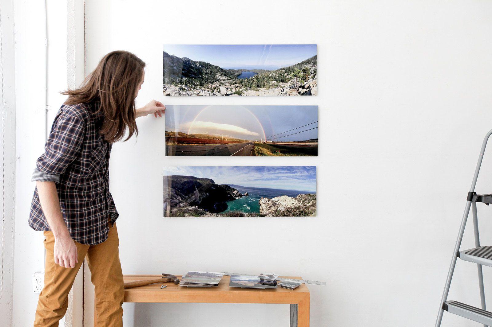 печать больших панорамных фото современная зеркалка при