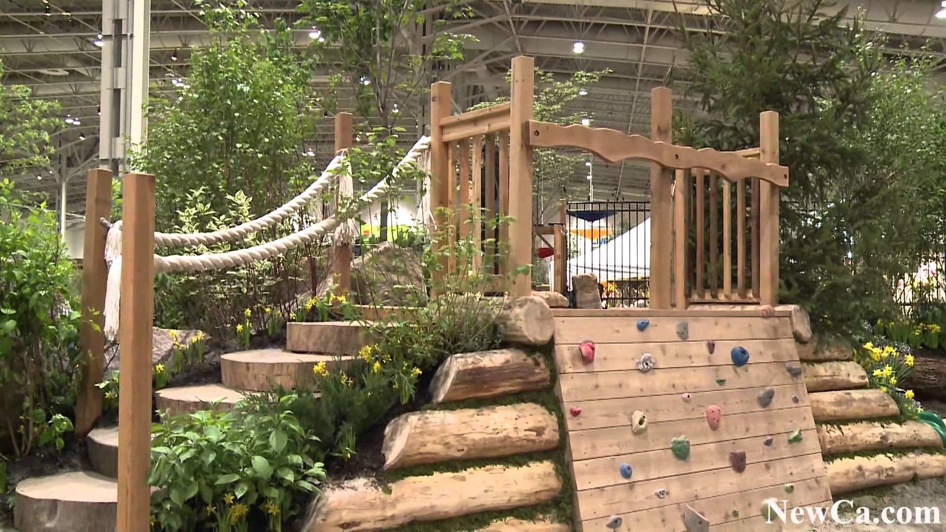 natural play | Natural playground, Preschool playground ...